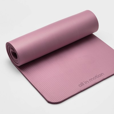 Fitness Mat 15mm Chalk Violet - All in Motion™