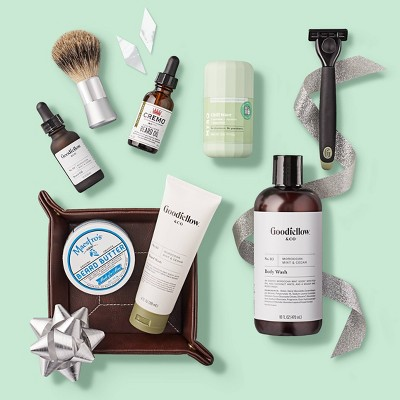 Men's Grooming Trends GiftCollection