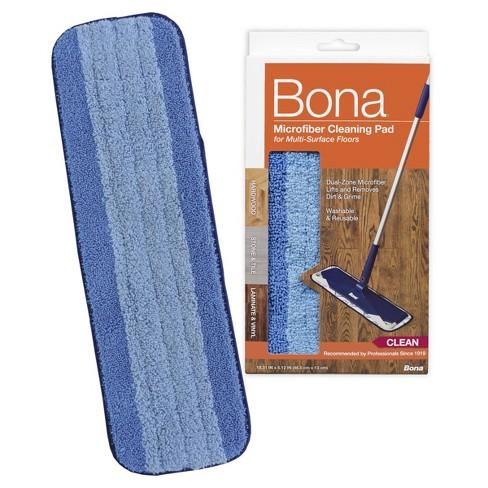 Bona Microfiber Cleaning Pad - 1ct - image 1 of 4