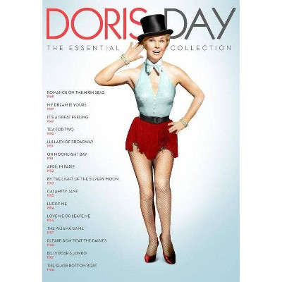 Doris Day: The Essential Collection (DVD)(2015)