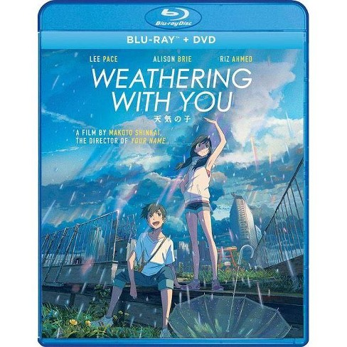 Weathering with You (Blu-ray) - image 1 of 1
