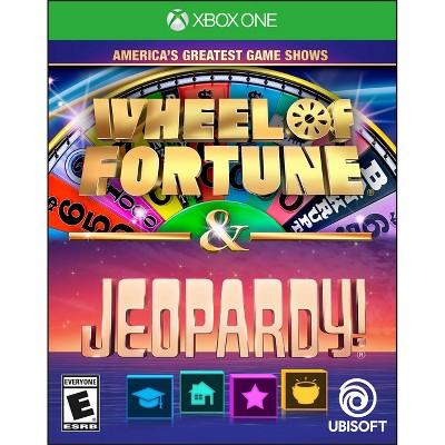 America\u0027s Greatest Game Shows: Wheel Of Fortune \u0026 Jeopardy - Xbox