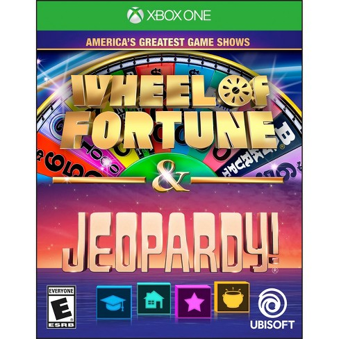 America's Greatest Game Shows: Wheel of Fortune & Jeopardy - Xbox One - image 1 of 7