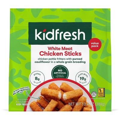 Kidfresh Fun-omenal Chicken Sticks Value Pack - 13.4oz