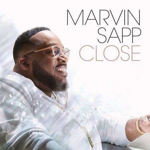 Marvin Sapp - Close (CD) - image 1 of 1