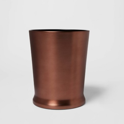 Venetian Solid Wastebasket Bronze - Threshold™