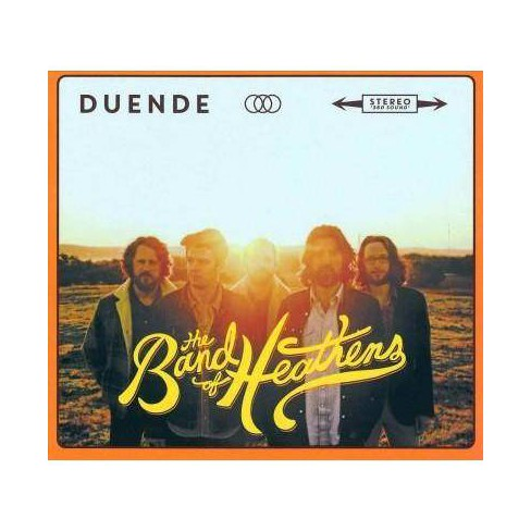 Band of Heathens (The) - Duende (1/13) * (CD) - image 1 of 1