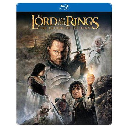 The Lord Of The Rings: The Return Of The King (Blu-ray) - image 1 of 1