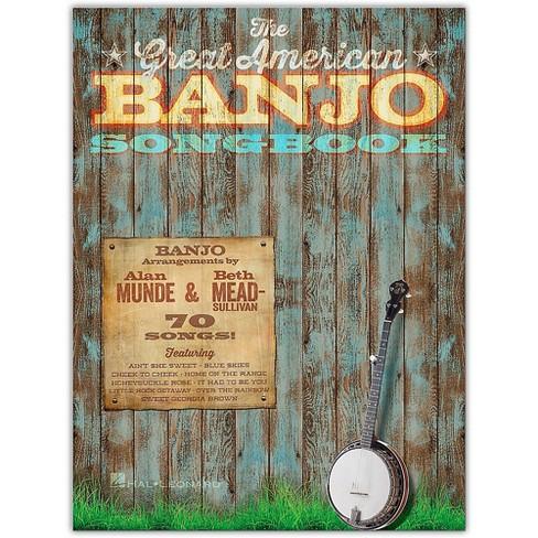 Hal Leonard The Great American Banjo Songbook - image 1 of 1
