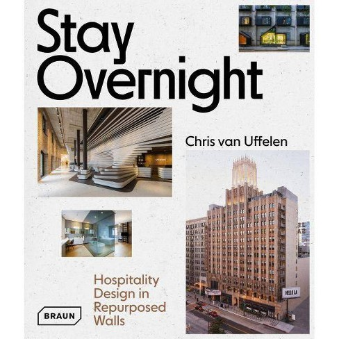 Stay Overnight - (Hardcover) - image 1 of 1
