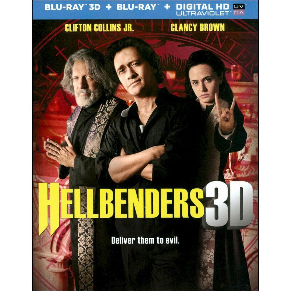 Hellbenders 3d (Blu-ray), Movies