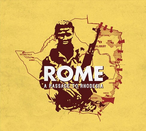 Rome - Passage to rhodesia (CD) - image 1 of 1