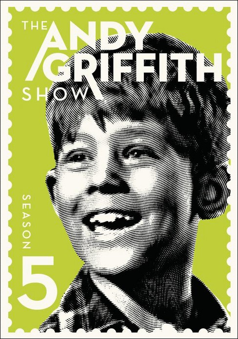 Andy griffith show:Complete fifth sea (DVD) - image 1 of 1