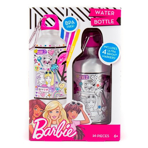 Barbie Water Bottle Activity Kit - image 1 of 4
