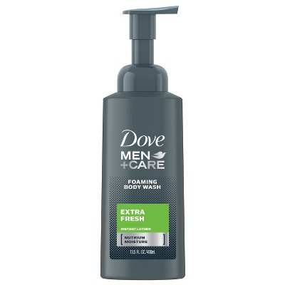 Body Washes & Gels: Dove Men+Care Foaming