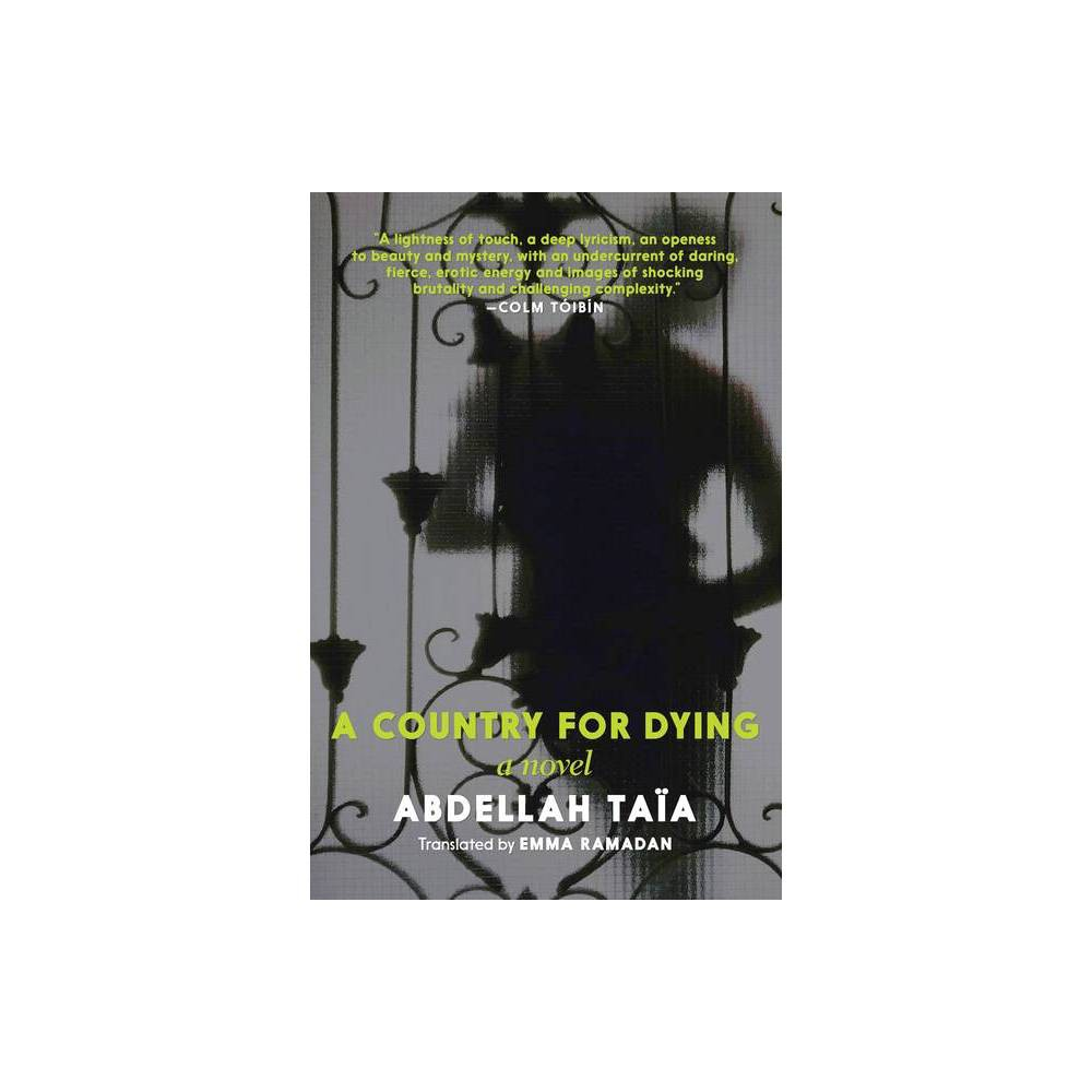A Country For Dying By Abdellah Taia Paperback