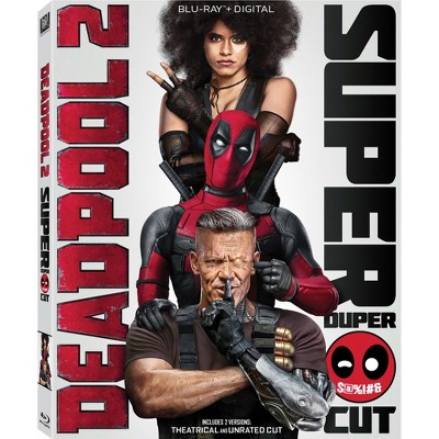 Deadpool 2 (Blu-Ray + Digital)