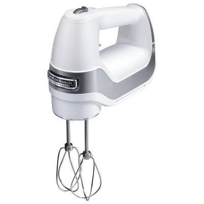 Hamilton Beach Professional 5-Speed Hand Mixer - White