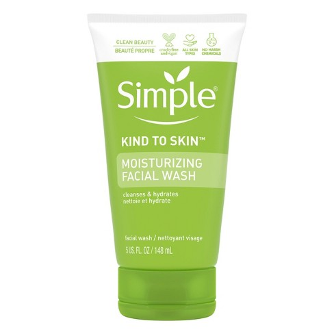 Simple Kind to Skin Moisturizing Facial Wash - 5 fl oz - image 1 of 4