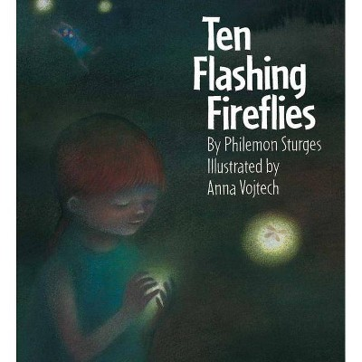 Math Trailblazers: Ten Flashing Fireflies Trade Book - (Leveled Books) (Paperback)