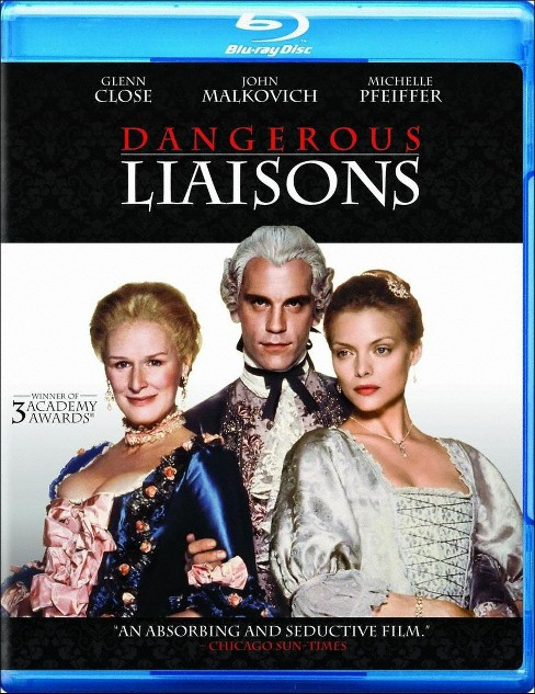Dangerous Liaisons (Blu-ray) - image 1 of 1