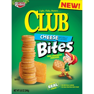Crackers: Keebler Club Bites