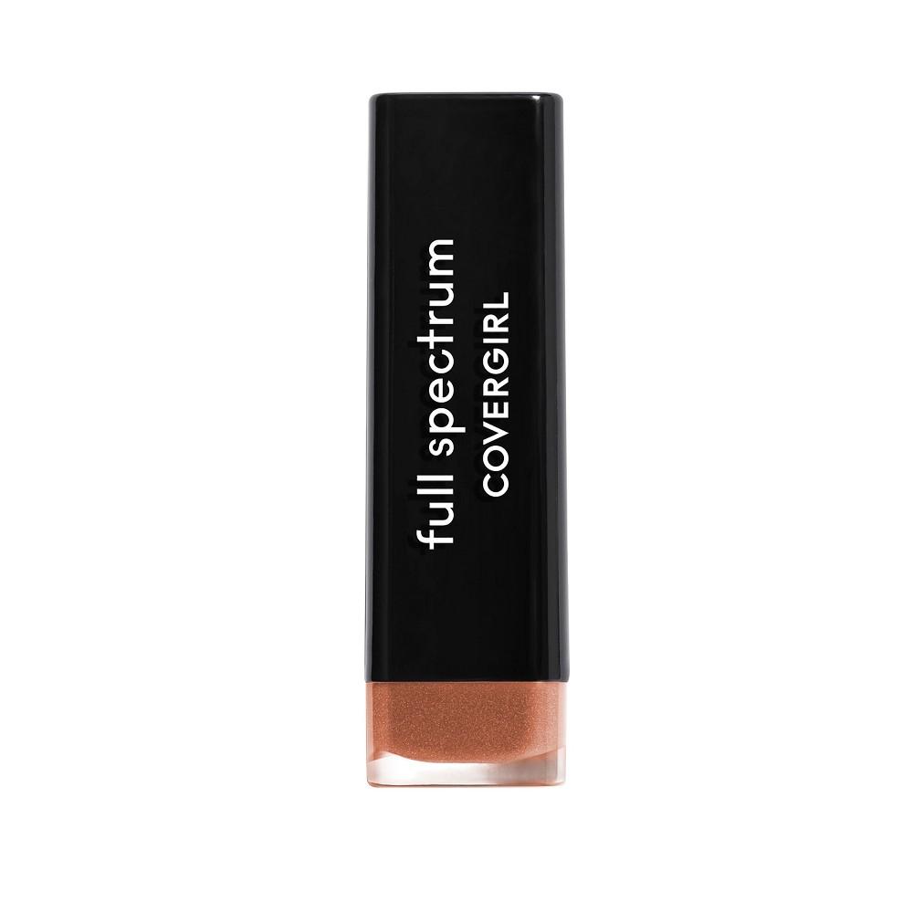 Covergirl Color Idol Satin Lipstick Groupie - 0.12oz, Brown