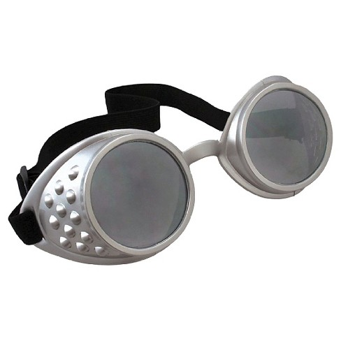 Aviator Goggles Black/Clear - image 1 of 1