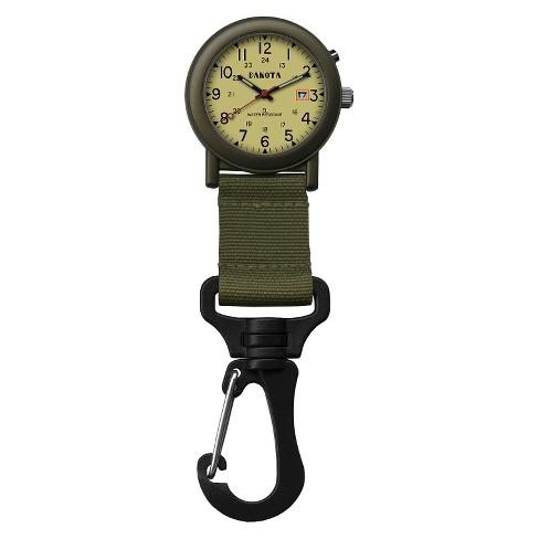 Men's Dakota Light Backpacker Clip Watch - image 1 of 1