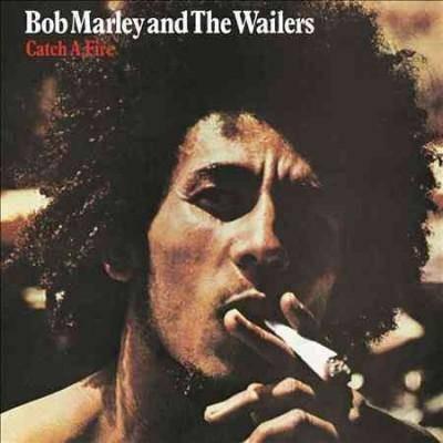 Bob Marley - Catch A Fire (LP) (Vinyl)