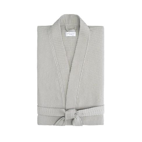 Relaxed Honeycomb Bath Robe - Cassadecor - image 1 of 1