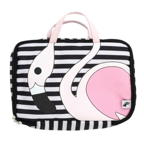 Yoobi™ Flamingo Lunch Bag - image 1 of 2