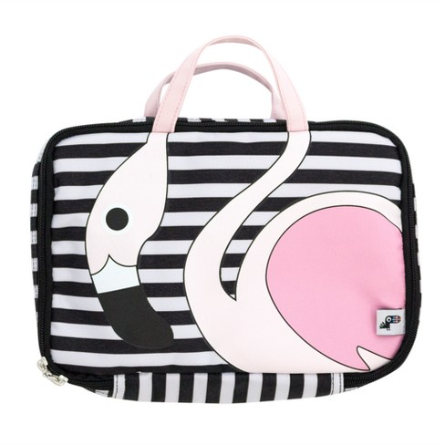 Yoobi Flamingo Lunch Bag