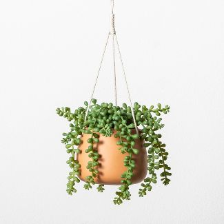 Hanging Plant String of Pearls Medium - Hearth & Hand™ with Magnolia