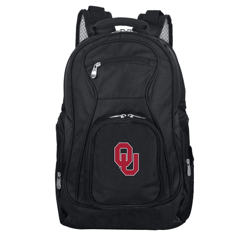 NCAA Oklahoma Sooners Premium Laptop Backpack
