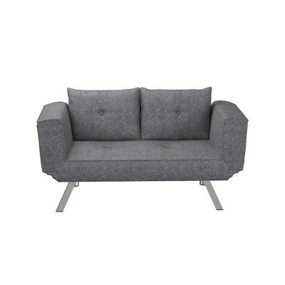Misty Convertible Sofa - Serta