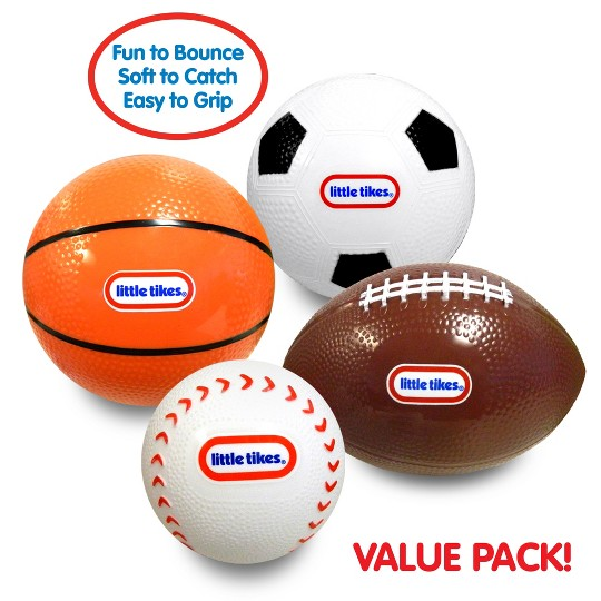 Little Tikes Punt Pass and Shoot image number null