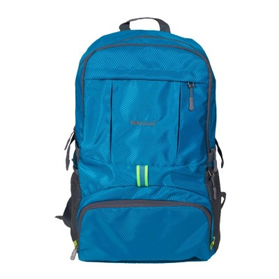 Rockland 19'' Packable Stowaway Backpack - Blue