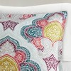 Amira Paisley Medallion Comforter Set - image 4 of 4
