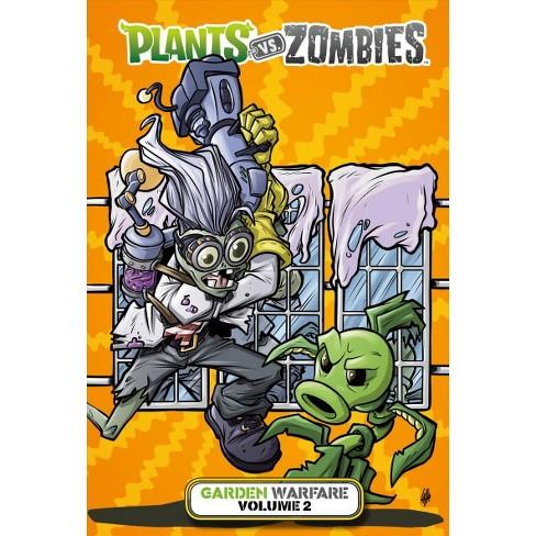 plants vz zombies 2
