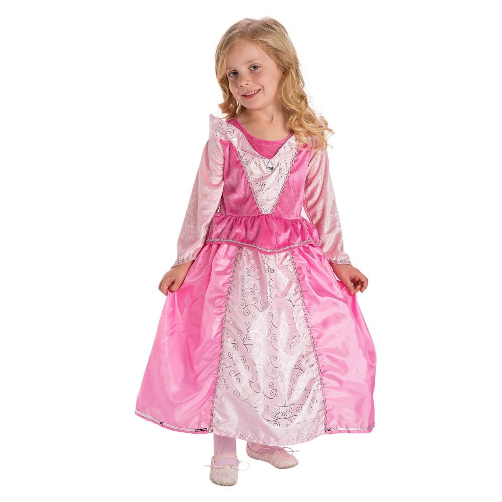 Little Adventures Sleeping Beauty Dress XL, Pink