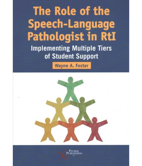 Role of the Speech-Language Pathologist in Rtl : Implementing Multiple Tiers of Student Support - image 1 of 1