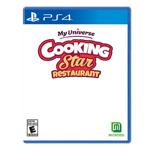 My Universe: Cooking Star Restaurant - PlayStation 4 - image 1 of 4