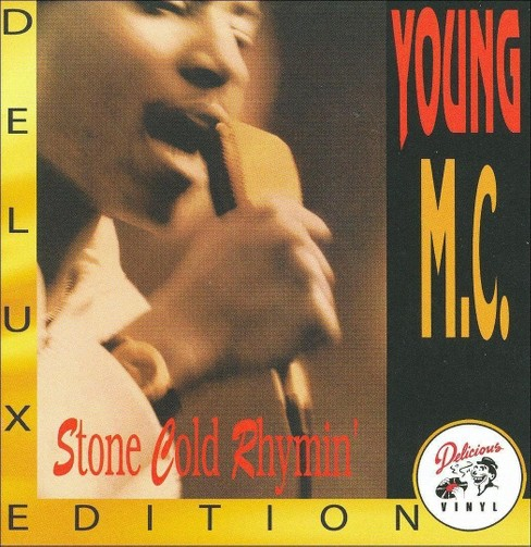 Young Mc - Stone Cold Rhythm Deluxe (CD) - image 1 of 1