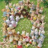 Calico Critters Hopscotch Rabbit Family - image 4 of 4