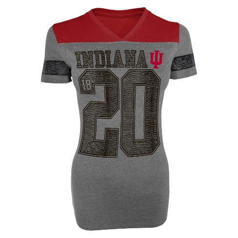 Indiana Hoosiers Women's V-Neck T-Shirt - image 1 of 1