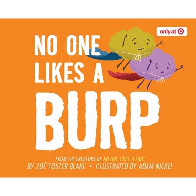 No One Likes A Burp - Target Exclusive by Zoe Foster Blake (Paperback)