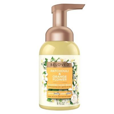 Beloved Patchouli & Orange Flower Foaming Hand Wash Soap - 8 fl oz