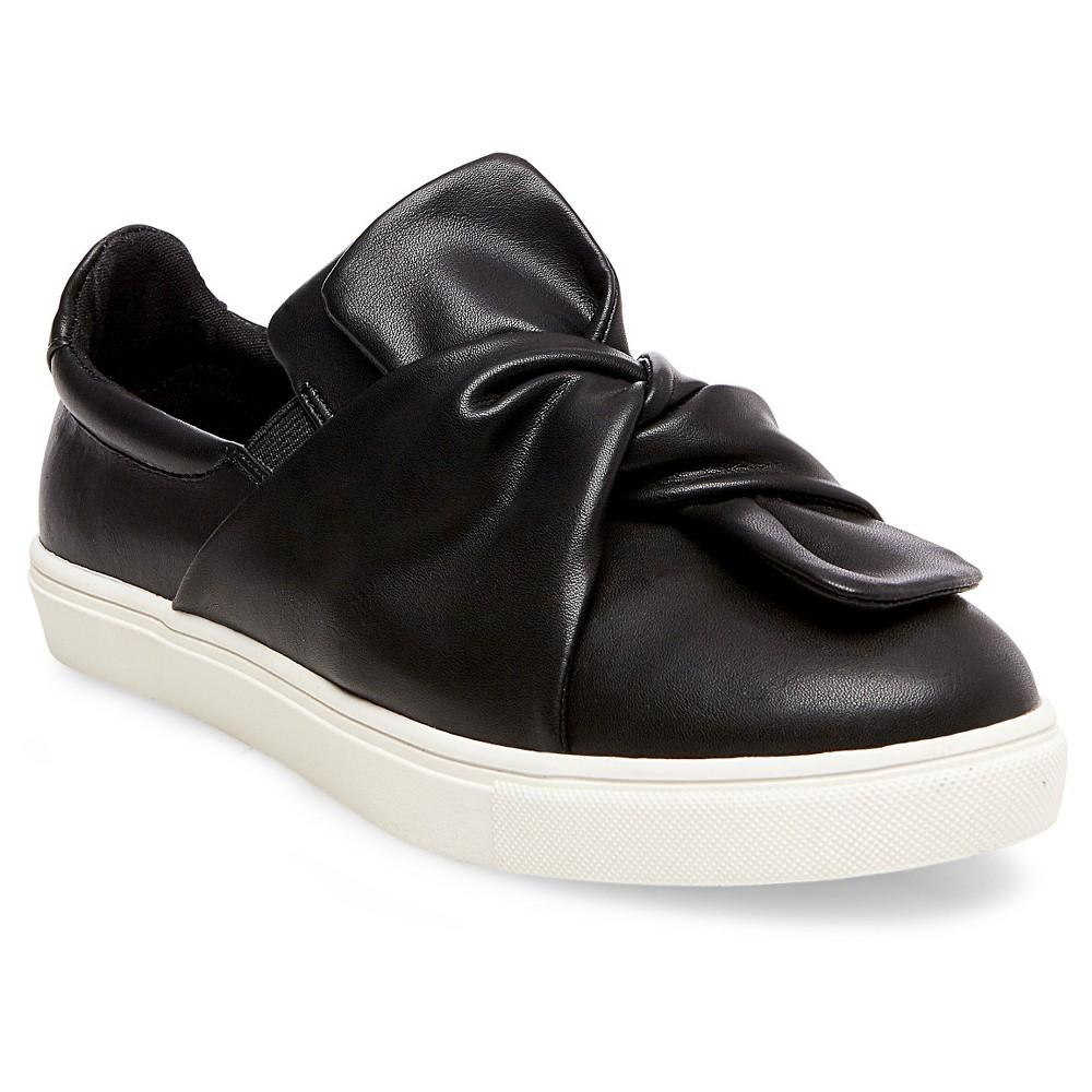 Women's Betseyville Knot Front Sneakers - Black 9.5