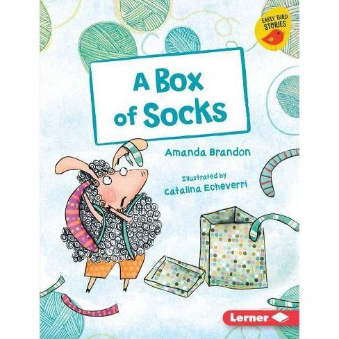 A Box of Socks - (Early Bird Readers -- Orange (Early Bird Stories (Tm))) by  Amanda Brandon (Hardcover) - image 1 of 1